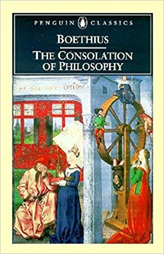boethius - felsefenin tesellisi