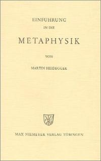 Introduction_to_Metaphysics_German_edition