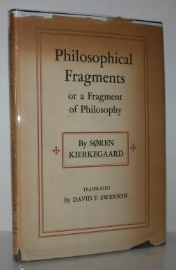 kierkegaard - felsefe parçaları