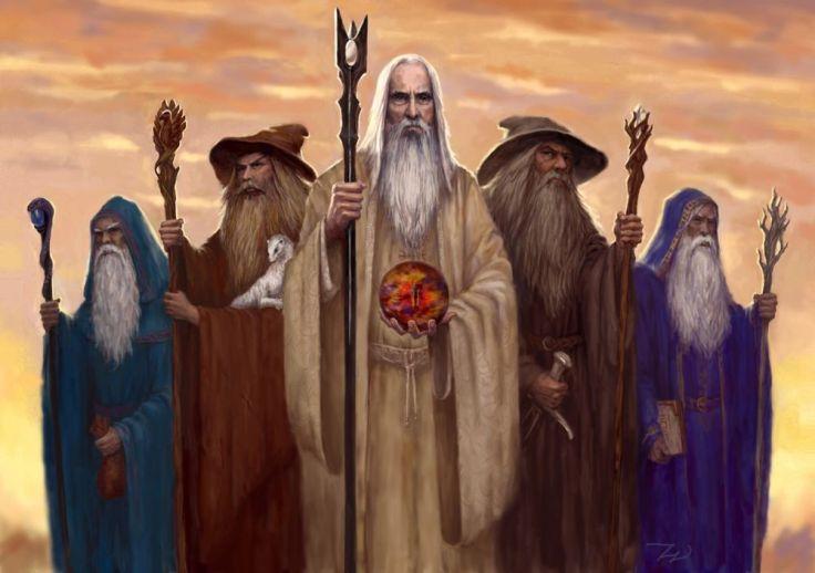 beş büyücü