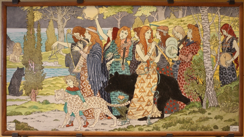 Eugène_grasset_e_félix_gaudin,_pannello_decorativo_harmonie,_1893