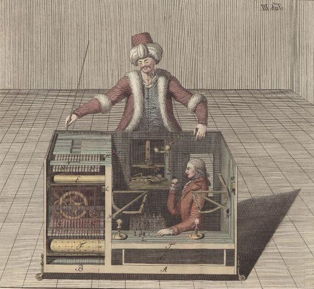 satranç otomatı