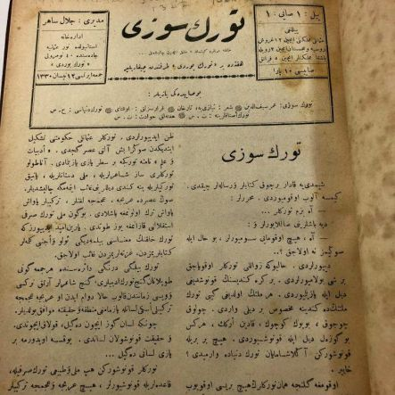 türk sözü dergi
