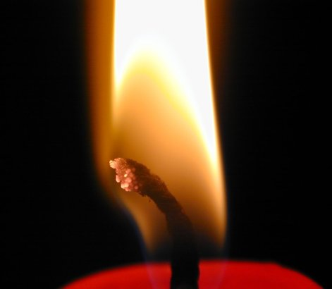 mum ışığı