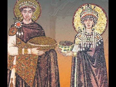 ustinianus ve thedora