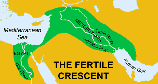 Fertile-Crescent