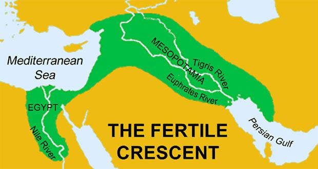 Fertile-Crescent