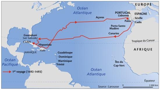Colomb-1er Voyage