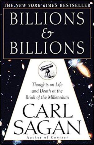 carl sagan - milyarlarca ve milyarlarca