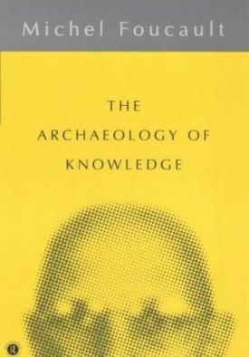 foucault - arkeoloji
