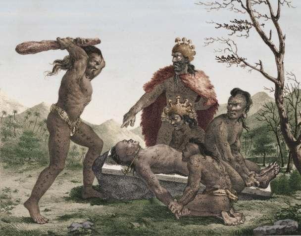 insan kurbanı 1