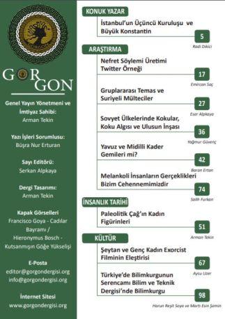 gorgon makale